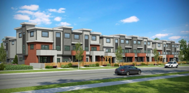 greenway townhomes surrey